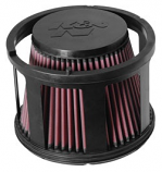 05-10 Chevy Duramax Stock Replacement Air Filter (round)