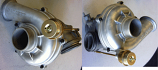 Turbo and Valve Assembly GTP38