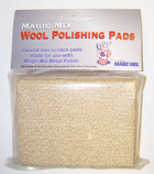 WOOL POLISHING PAD 4PK