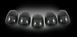 RECON CAB LIGHTS SMOKE 03-10 DODGE