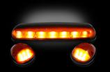 CAB LIGHT, 3 PIECE CHEVY 02-07