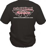Scheid Diesel Motorsports T-Shirt Black