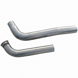 GP003 Ford 03-07 6.0L 4 In. Down Pipe Kit (2 Pc)