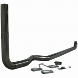 S8006409 Gm Duramax 01-07 Diesel 6.6 All All Downpipe Back Single Stack System