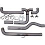 S9000409 2001-2007 Gm Duramax Down Pipe Back, Smokers