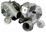 08-10 6.4L Powerstroke Complete Twin Turbo Assembly