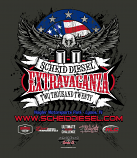 Scheid Diesel Extravaganza 2020 Event Youth Shirts