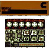 89-98 Dodge Cummins Upper Engine Gasket Set 5.9 12 Valve