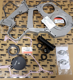 98.5-02 Dodge P7100 Conversion Kit with Stainless Steel Fuel Lines