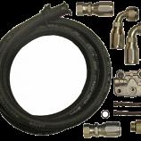 Cummins N14 Pump Mount to Frame Filter Conversion Kit