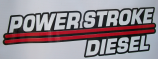 Powerstroke Diesel Decal