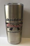 Scheid Diesel Motorsports Insulated 20oz Stainless Cup