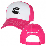 Cummins Ladies Pink Cap