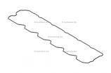 2003-2018 DODGE 5.9L/6.7L CUMMINS Rocker Lever Housing Gasket