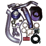04.5-06, Duramax, LLY, Non EGR. Turbo Charger Up-Grade Kit, Aurora 5000
