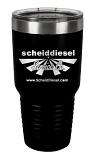 Scheid Diesel Motorsports Insulated 30oz Black Cup