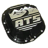 ATS Protector Rear Differential Cover - Dana 80