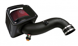 2007-2010 Chevy 6.6L Duramax Cold Air Intake with Cotton Cleanable Filter