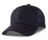 Cummins Embossed Design Cap Black Mesh