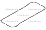 89-93 Dodge Cummins Diesel Oil Pan Gasket OEM