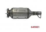 Ford Powerstroke 6.4L DPF